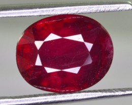 3.30 Ct Amazing Color Natural African Ruby