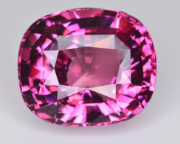 13.20 CT SPARKLING HOT PINK SPINEL HUGE SIZE ~ TAJIKISTAN