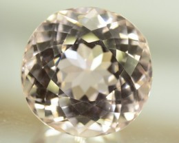 20.95 cts Flawless Natural Peach Color Kunzite Gemstone