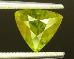 Natural Sphene 0.790 ct Great Color Dispersion