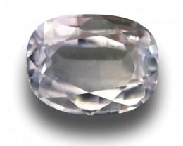 Natural Colourless White Sapphire  Loose Gemstone New  Sri Lanka