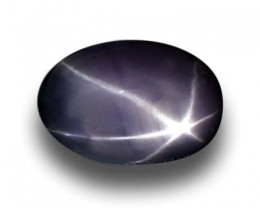 Natural violetish Purple star sapphire |Loose Gemstone|New| Sri Lanka