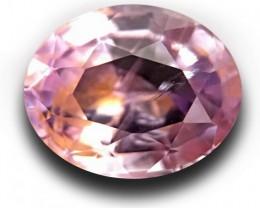 Natural Pinkish Purple Purple Sapphire |Loose Gemstone| Sri Lanka