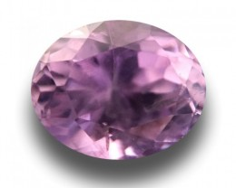 Natural Purple Sapphire|Loose Gemstone|Certified|Ceylon - NEW