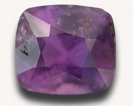 Natural violetish Purple Sapphire |New Certified| Sri Lanka