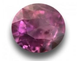 Natural Unheated purple Sapphire|Loose Gemstone|Ceylon-NEW