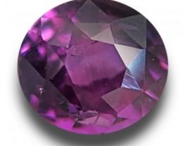 Natural purple sapphire |Loose Gemstone|New Certified| Sri Lanka