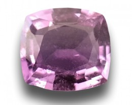 Natural Purple Purple Sapphire|New Certified| Sri Lanka