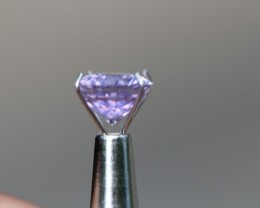 4.45 ct lavender purple superluster spinel.