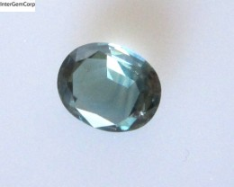 1.49cts Natural Australian Blue Sapphire Oval Shape