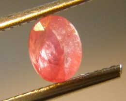 1.00cts Natural Ruby , Untreated Gemstone