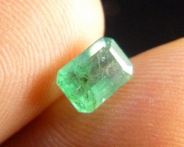 1.27cts  Emerald , 100% Natural Gemstone