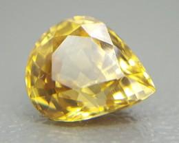 1.50 Crt Natural Zircon Faceted Gemstone (R 35)