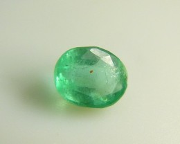 0.52cts  Emerald , 100% Natural Gemstone