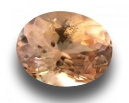 Natural orange Sapphire |Certified| Sri Lanka