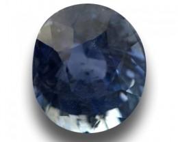 Natural Blue Sapphire|Loose Gemstone|Certified|Ceylon-NEW