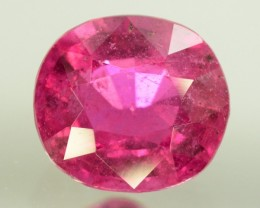 2.20 ct Natural Untreated Rubelite Tourmaline