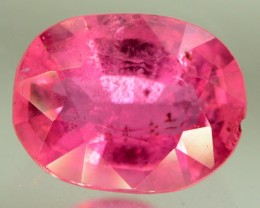 2.00 ct Natural Untreated Rubelite Tourmaline