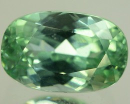 5.60 ct Greenish Spodumene Gemstone