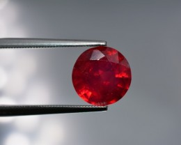 5.77Ct Natural Ruby, treated with glass filling