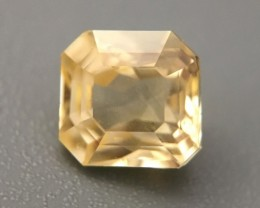 Natural Yellow Sapphire |Certified | Loose Gemstone | Sri Lanka - New