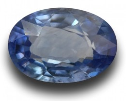 Natural Blue sapphire | Loose Gemstone | Certified | Sri Lanka - New