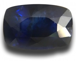Natural Medium Blue sapphire |Loose Gemstone|New Certified| Sri Lanka