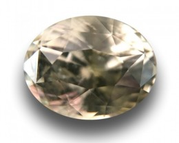 Natural Unheated yellow sapphire Loose Gemstone Ceylon-NEW