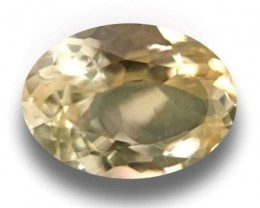 Yellow Sapphire |Loose Gemstone|New Certified| Sri Lanka