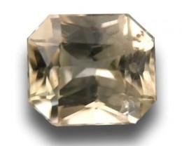Natural yellow sapphire |Loose Gemstone|New Certified| Sri Lanka