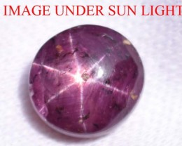 9.31 Ct Star Ruby CERTIFIED Beautiful Natural Unheated & Untreated