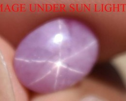 3.21 Ct Star Ruby CERTIFIED Beautiful Natural Unheated & Untreated