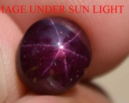 4.68 Ct Star Ruby CERTIFIED Beautiful Natural Unheated & Untreated