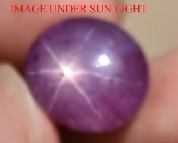 26.44 Ct Star Ruby CERTIFIED Beautiful Natural Unheated & Untreated