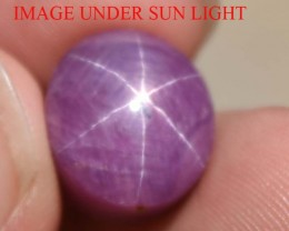 17.50 Ct Star Ruby CERTIFIED Beautiful Natural Unheated & Untreated