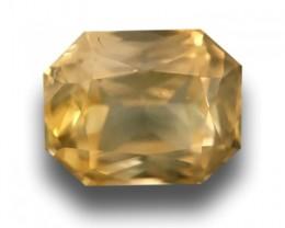 Natural Yellow sapphire |Loose Gemstone|New| Sri Lanka