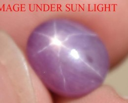 5.55 Ct Star Ruby CERTIFIED Beautiful Natural Unheated & Untreated