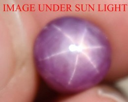 6.86 Ct Star Ruby CERTIFIED Beautiful Natural Unheated & Untreated