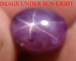 9.77 Ct Star Ruby CERTIFIED Beautiful Natural Unheated & Untreated