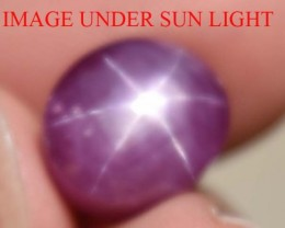 10.41 Ct Star Ruby CERTIFIED Beautiful Natural Unheated & Untreated