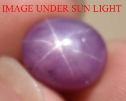 6.01 Ct Star Ruby CERTIFIED Beautiful Natural Unheated & Untreated