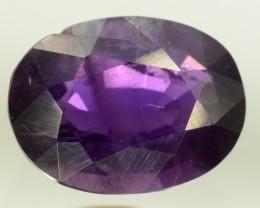 1.70 cts Dazzling Violet Purple Loose SCAPOLITE Gemstone