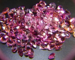 17.21ct Rubelite Parcel , 100% Natural Gemstone