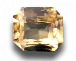 Natural Unheated Yellow Sapphire|Loose Gemstone|New|Sri Lanka