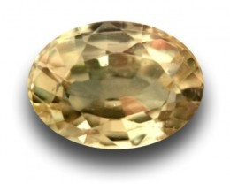 Natural Yellow Yellow Sapphire |Loose Gemstone|New| Sri Lanka
