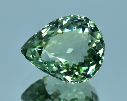 6.57 Cts Beautiful Top Natural Green Tourmaline