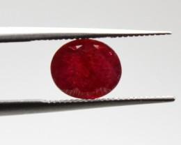 Natural Ruby - 1,22 ct - gemstone