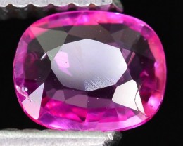 GiL Certified Unheated 0.72 ct Natural Ruby SKU.2