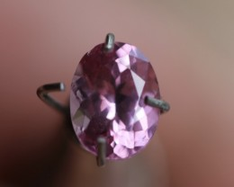 0.85 ct pink spinel.