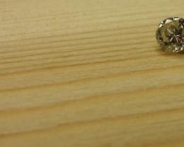 0.36 ct diamond Fancy Yellow VS1